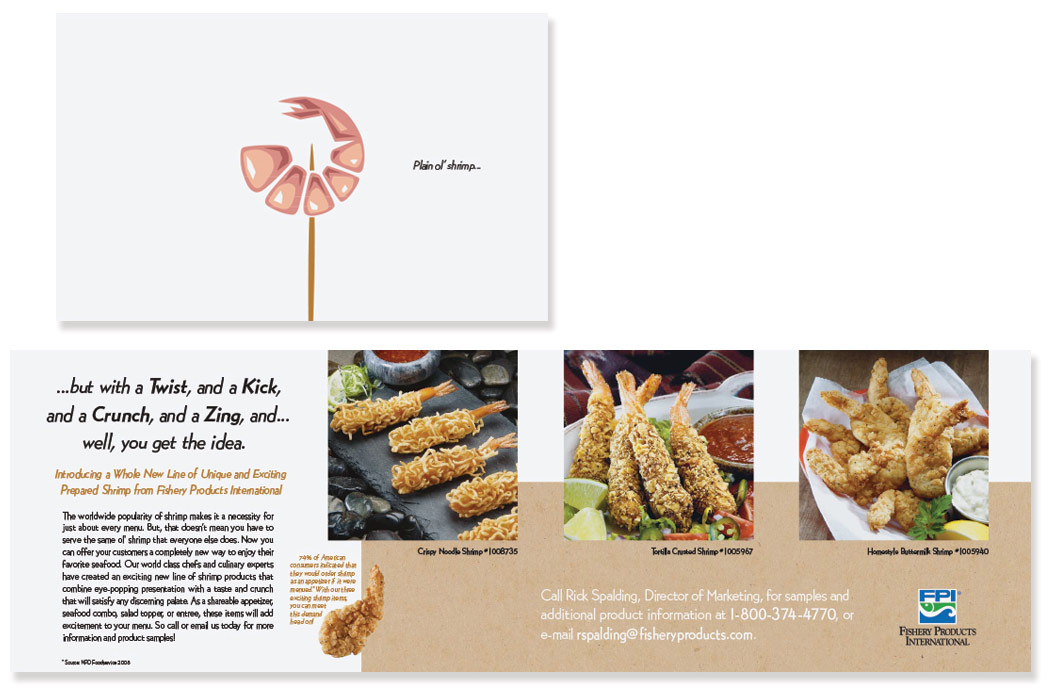 FPI Prepared Shrimp Mailer
