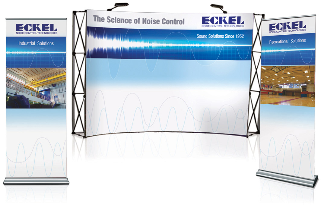 Eckel Trade Show Booth Design